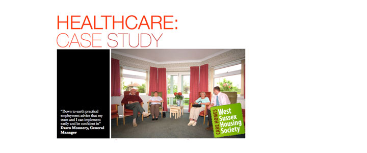 Case Study with West Sussex Housing Society